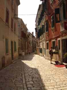 Croatia Rovinj street copy