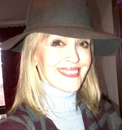 Melbourne-Tilly winter 2015 poncho hat