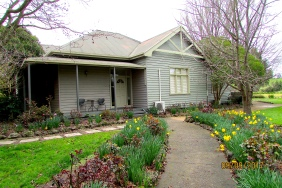 Immerse heritage house accommodation 2017 spring