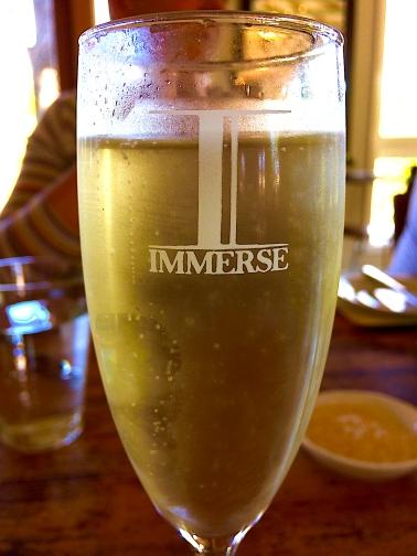 Immerse Oct 2017 sparkling chardonnay
