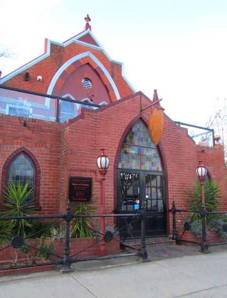 Shepparton church Friars Cafe 1 Sept 2017