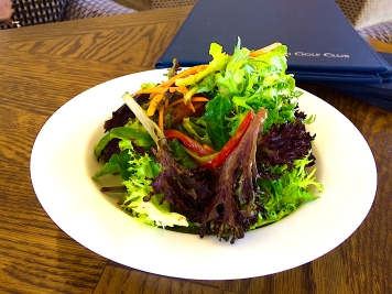Eastern golf club side salad Nov 2017