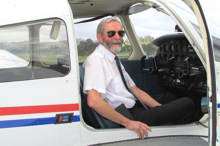 Yarra Valley FT plane Bob a1 Oct 30 2017