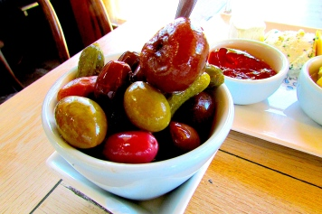 Yarra Valley Dairy olives onions pickles
