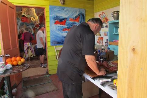 King Island Currie Baotahouse chef Tetsuya Jan 2018