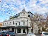 Melbourne South Yarra architecture old facade new inside June 2018 a