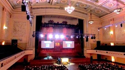 Melbourne Town hall Aug 2018 organ recital