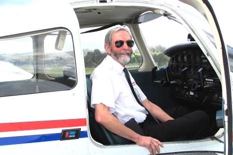 Yarra Valley FT Bob b2 Oct 30 2017 inside cockpit