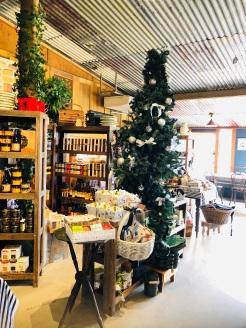 Yarra Valley dairy xmas shop 2018