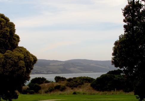 Apollo Bay Hotel view a 30 Apr 2019