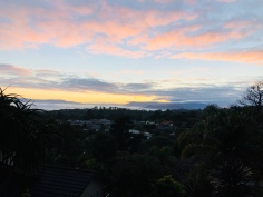 Lilydale winter sunrise and low cloud magic 16 Aug 2019