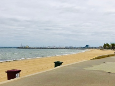 St Kilda beach view Pontoon 2020IMG_5617